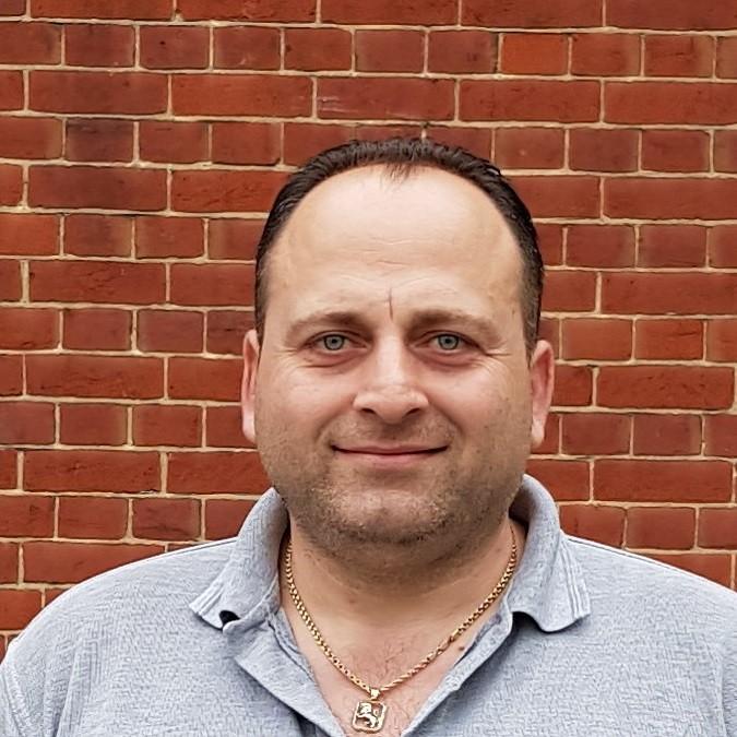 George Abashidze Floors Technician