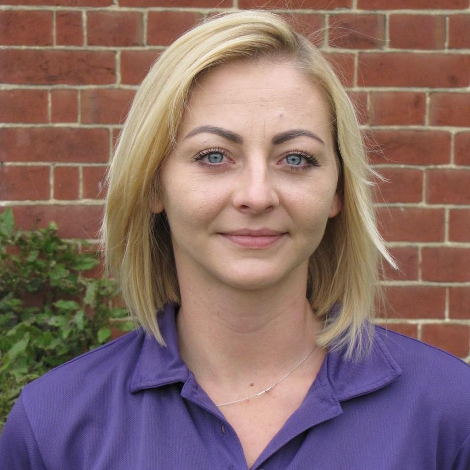 Marta Lyskowska Training Officer